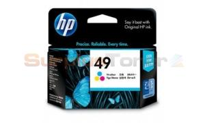 HP OFFICEJET 500 520 570 INKJET TRI-COLOR (51649A)