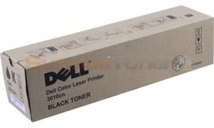 DELL 3010CN TONER CARTRIDGE BLACK 2K (341-3568)