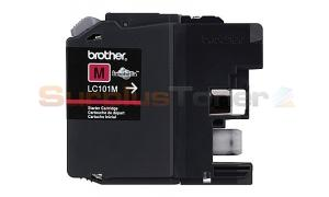 BROTHER MFC-J475DW INK CART MAGENTA (NO BOX) (LC-101M)