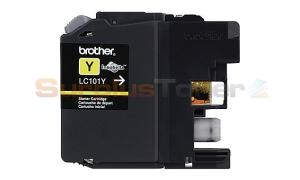 BROTHER MFC-J475DW INK CARTRIDGE YELLOW (NO BOX) (LC-101Y)