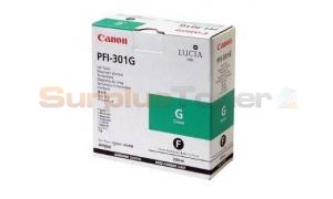 CANON PFI-301G INK GREEN 330ML (1493B001)