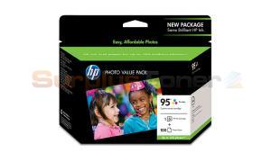 HP NO 95 INK CTG COLOR PHOTO VALUE PACK (Q7932AN)