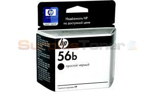HP NO 56B INK SIMPLE BLACK (C6656BE)