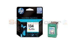 HP NO 134 INKJET CARTRIDGE TRI-COLOR HY (C9363HE)
