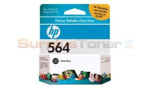 HP PHOTOSMART C6380 NO 564 INK CART PHOTO BLACK (CB317WN)