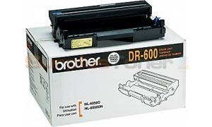 BROTHER HL-6050 DRUM UNIT BLACK (DR-600)