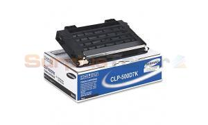 SAMSUNG CLP 500 550N TONER CARTRIDGE BLACK (CLP-500D7K)