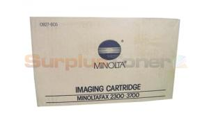 MINOLTA 2300 3700 IMAGING CTG BLACK (0927-605)